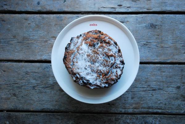 Cake Plate - Cake