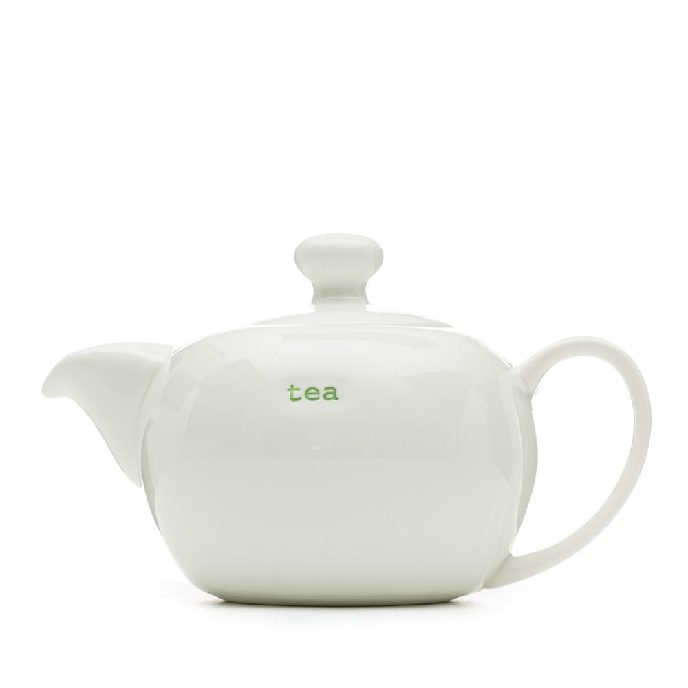 Classic designer teapot