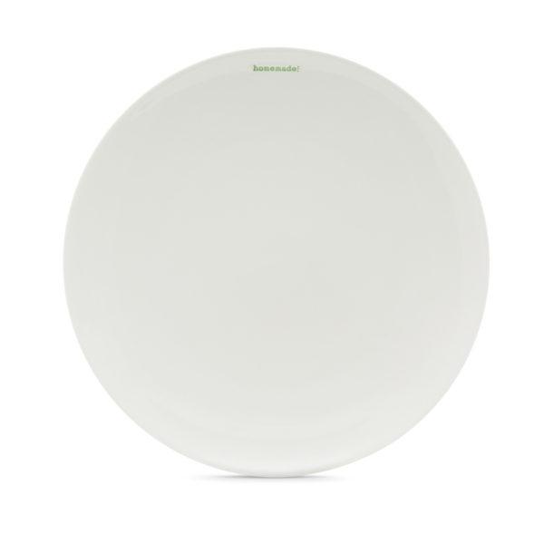 Large Dinner Plate - Homemade!