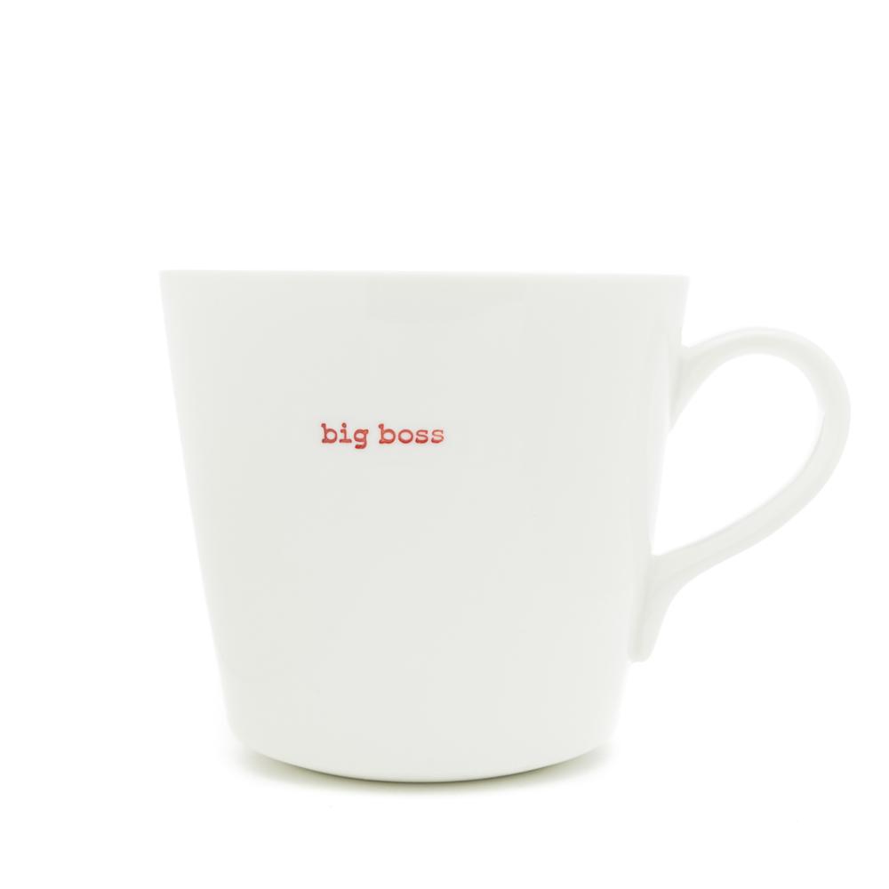 Large Bucket Mug 500Ml - Awesome!