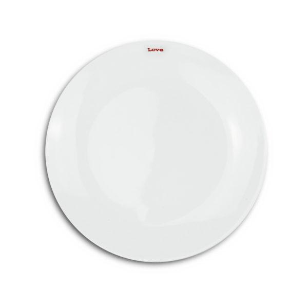Side Plate - Love