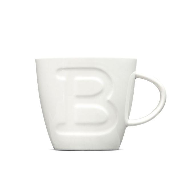 "Alphabet Mugs ""B"" 380ml"