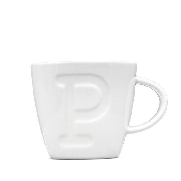 "Alphabet Mugs ""P"" 380ml"
