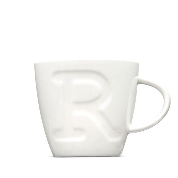 "Alphabet Mugs ""R"" 380ml"