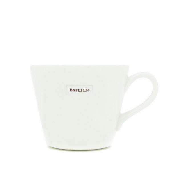 "Bespoke Bucket Mug ""Bastille"" 350ml"
