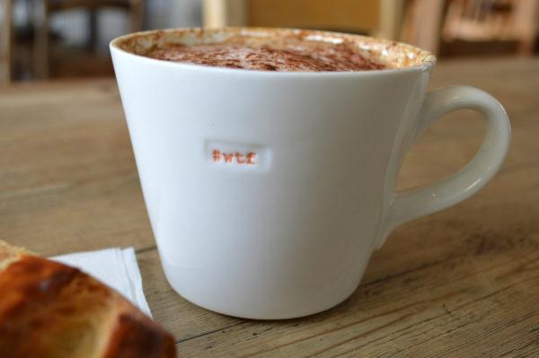 #wtf mug - 350ml Bucket Mug
