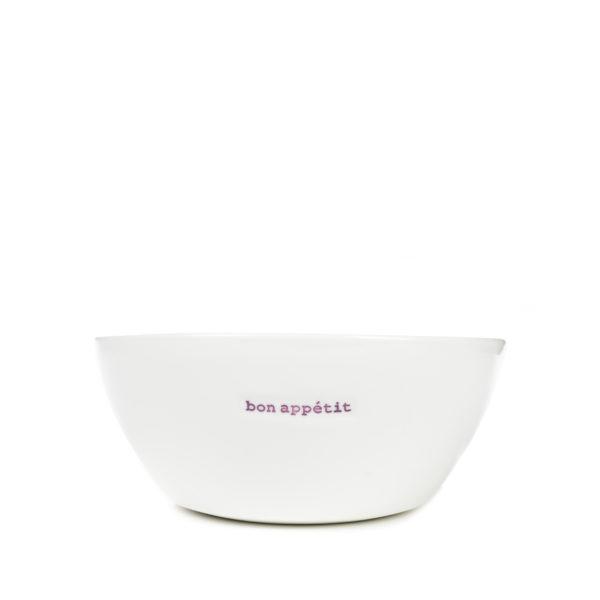 Large bowl 800ml - bon appétit