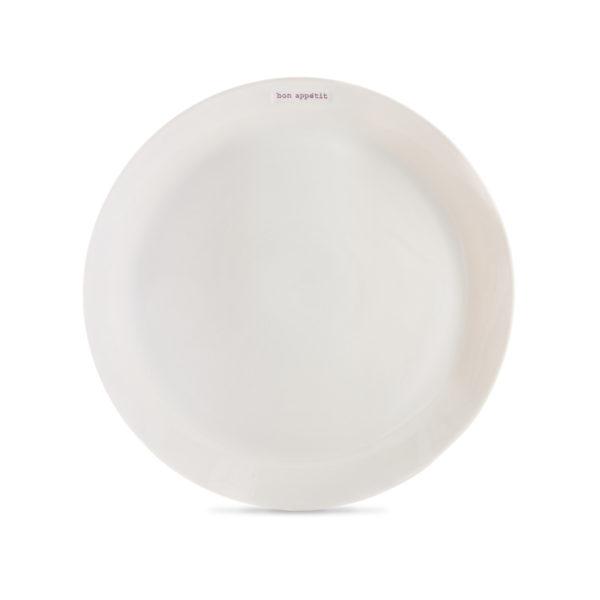 Large Plate - bon appétit