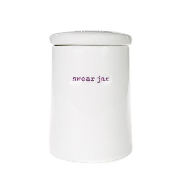 Storage Jar - swear jar
