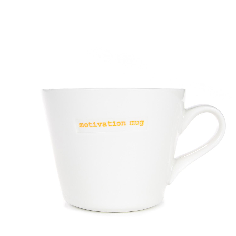 Standard Bucket Mug 350ml - motivation mug