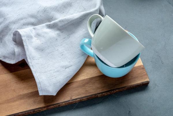 Celadon Green National Trust Mug