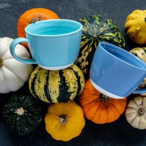 Cobalt Blue National Trust Mug