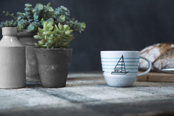 Ship Ahoy | Nautical Mug