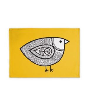 Jane Foster Tea Towel - Scandi Linea - Chick