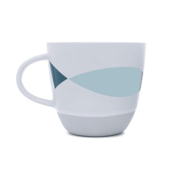 Fishy Love   Nautical Mug