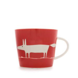 Scion Mr Fox Mug 350Ml - Spiced Amber