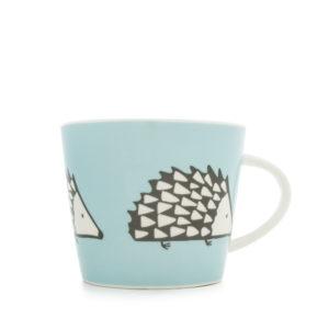 Scion Spike Hedgehog Mug 350Ml - Blue