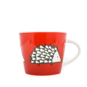 Scion Spike Hedgehog Mug 350Ml - Red