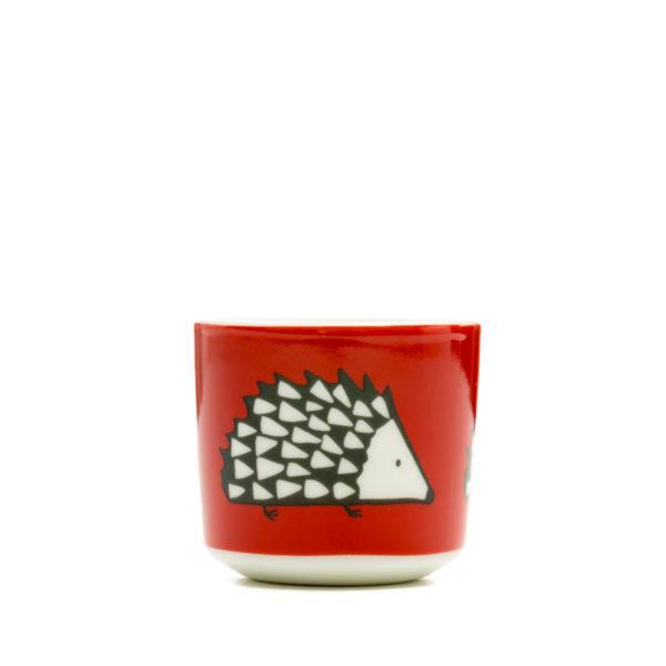 Scion Spike Hedgehog - Egg Cup Set Of 4
