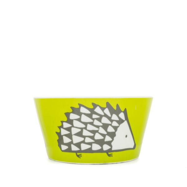 Scion Spike Hedgehog Bowl - Olive Green