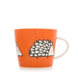 Scion Spike Hedgehog Mug 350Ml - Orange