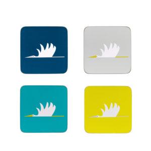 Scion Coasters | Set of 4 | Colin Crane