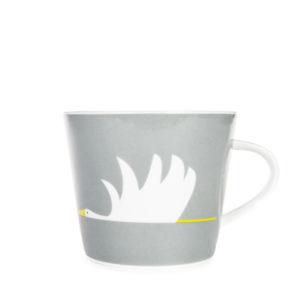 Scion Colin Crane Mug 350ml   Dove Grey