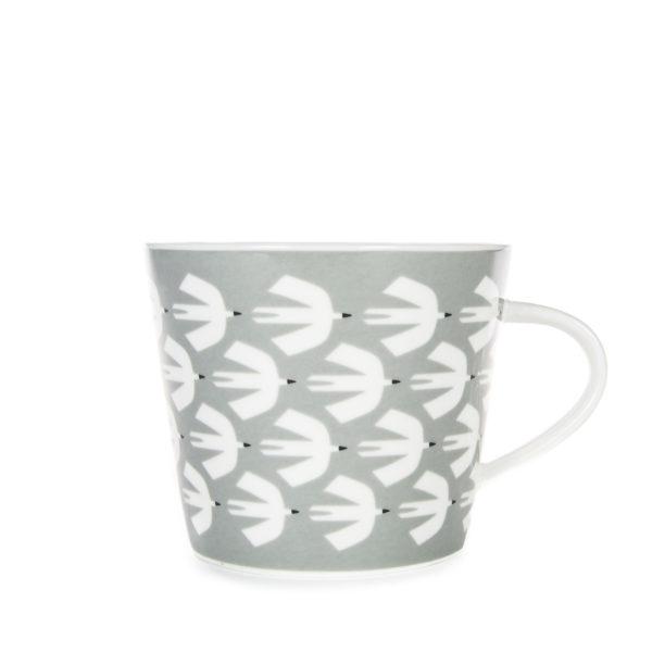 Scion Pajaro Mug 350ml | Dove Grey