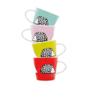 Set of 4 Espresso Cups | Spike