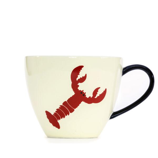 Tatty Devine Mug | Lobster