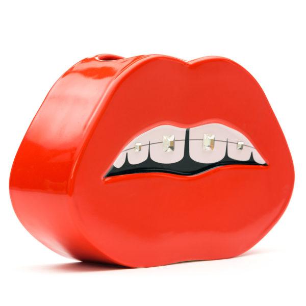Tatty Devine Vase | Dental Bling (gift boxed)