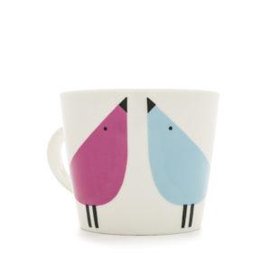 Scion Bird Mug | Lintu – sky, rhubarb & dandelion