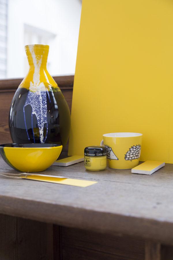 Scion Spike Hedgehog Mini Mug 250Ml - Yellow