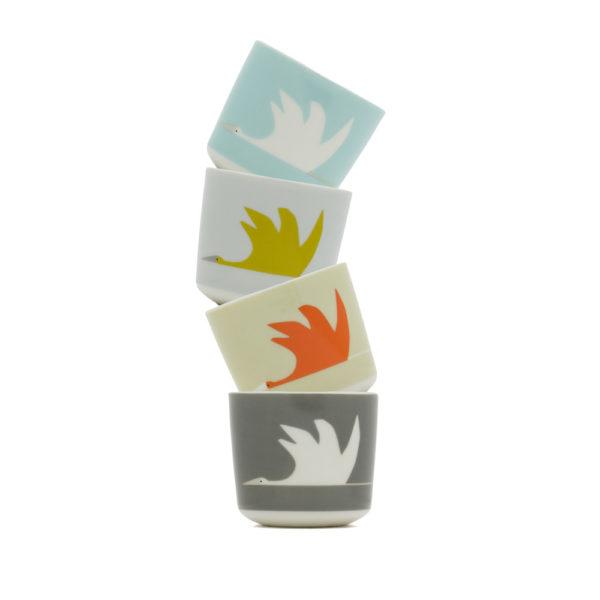 Scion Bird Egg Cup Set of 4 | Colin Crane