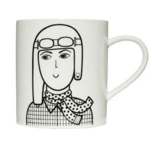 Standard Mug - Amelia Earhart