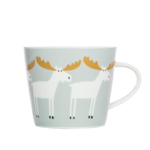 Standard Mug 350ml - Marty Moose - Ice & Spice