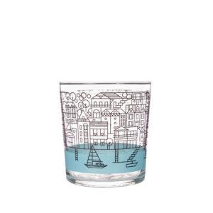 Bert & Buoy Dartmouth Design Glass