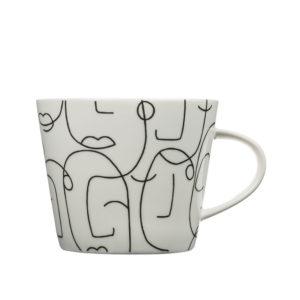 Standard Mug 350ml - Epsilon - Ceramic