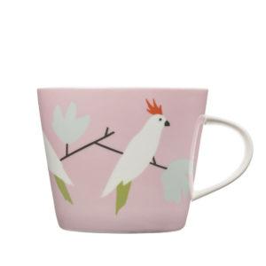 Standard Mug 350ml - Love Birds - Peony